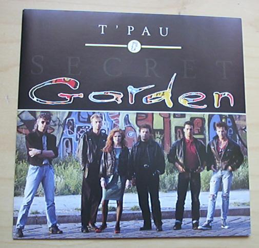 T'PAU - GARDEN