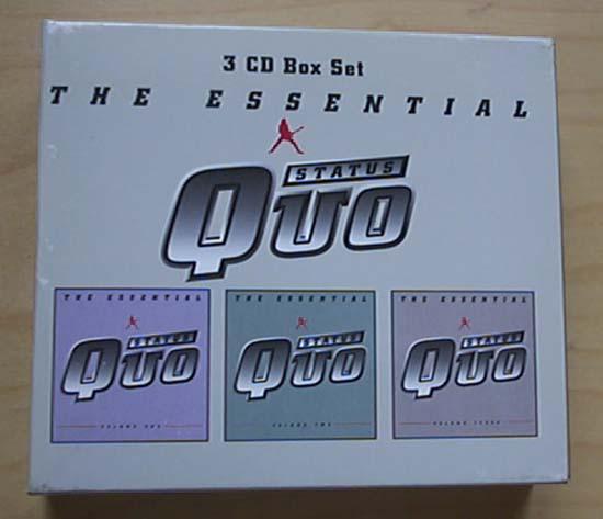 Status Quo Essential Quo Records Lps Vinyl And Cds