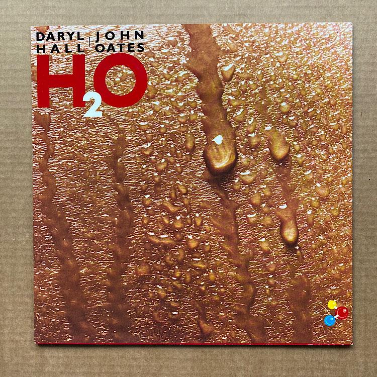 HALL + OATES - H2O