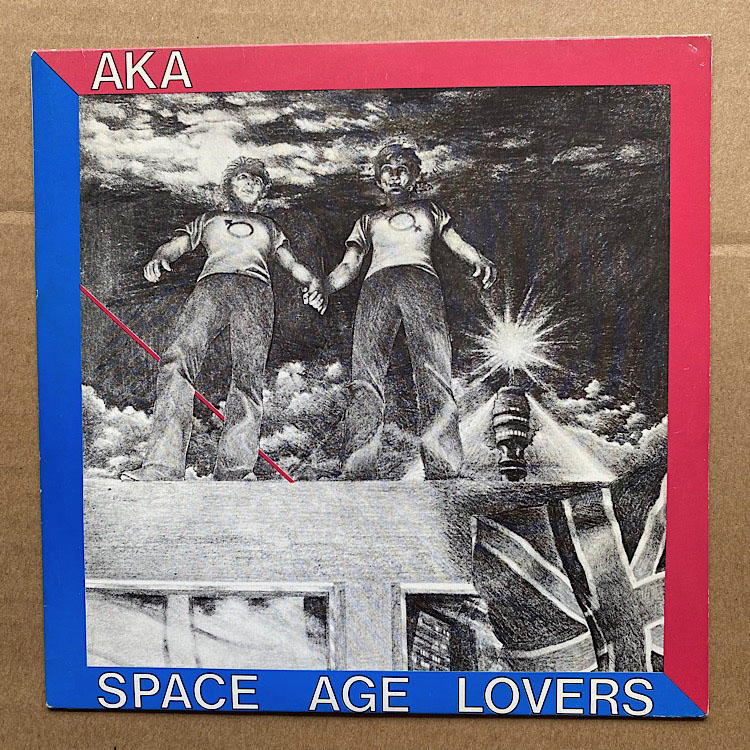 AKA - SPACE AGE LOVERS