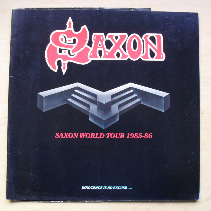 SAXON - Innocence Is No Excuse 85-86