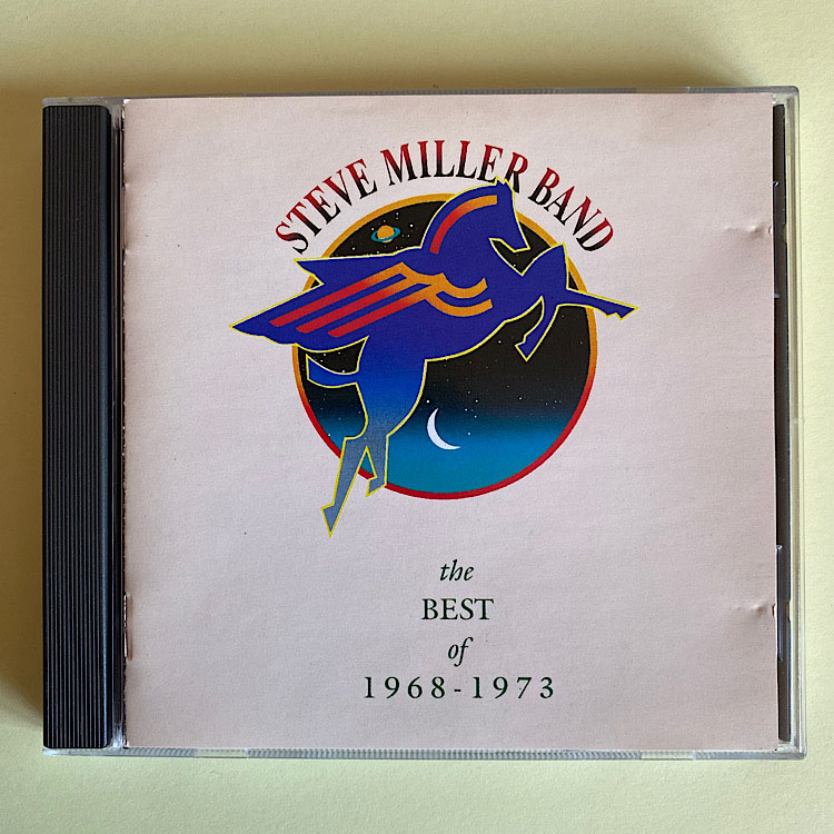Best Of 1968-1973 - STEVE MILLER BAND