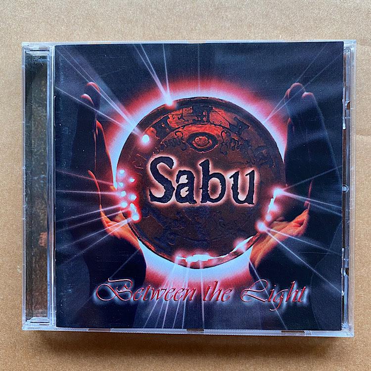 SABU - BETWEEN THE LIGHT