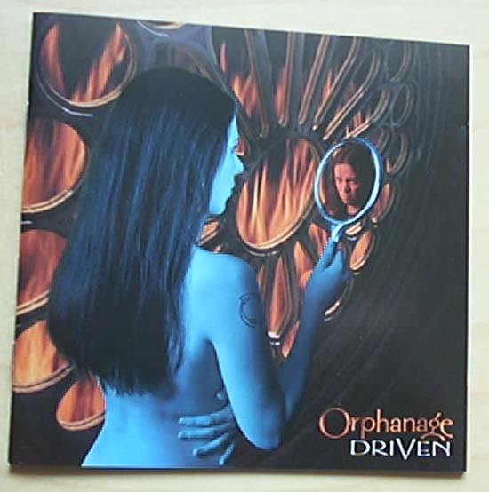 ORPHANAGE - DRIVEN - CD