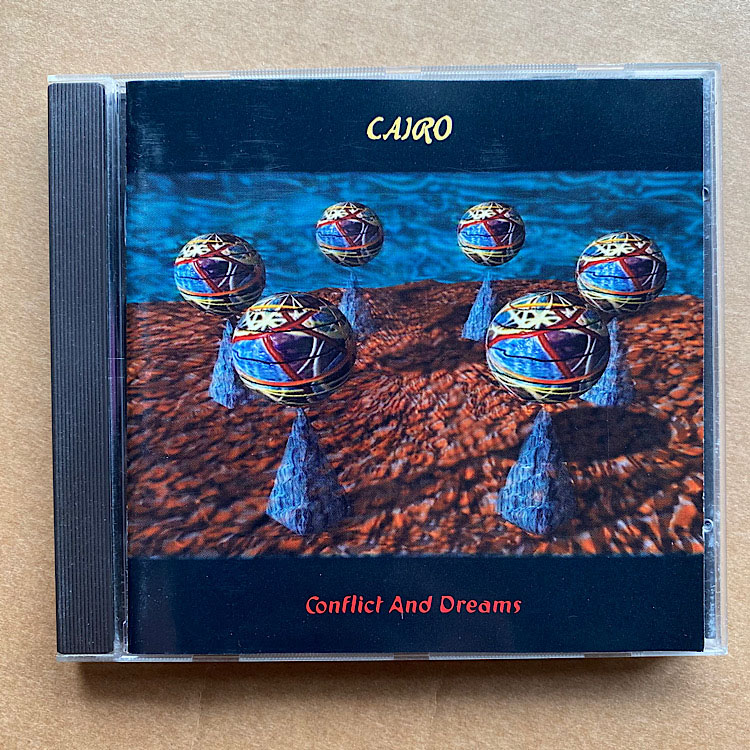 CAIRO - CONFLICT AND DREAMS
