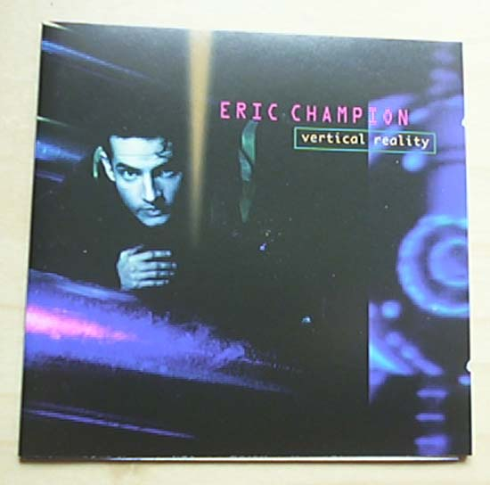ERIC CHAMPION - Vertical Reality Album