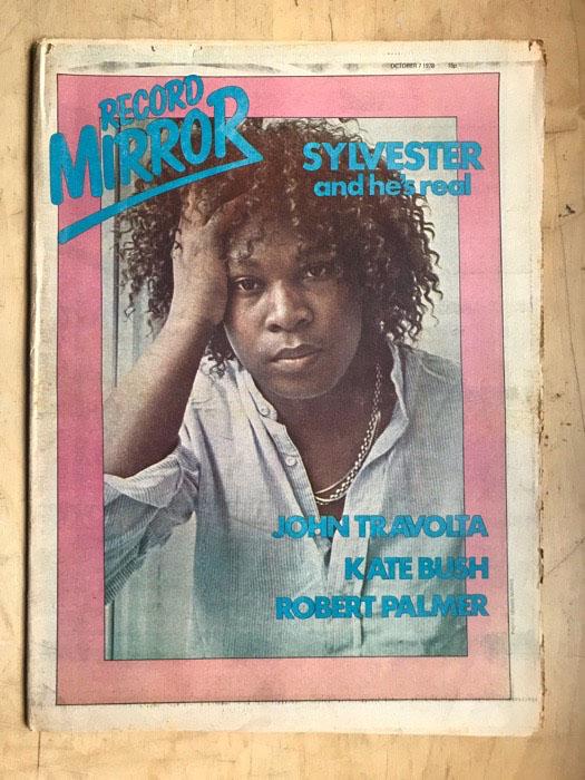 SYLVESTER - RECORD MIRROR - Magazine