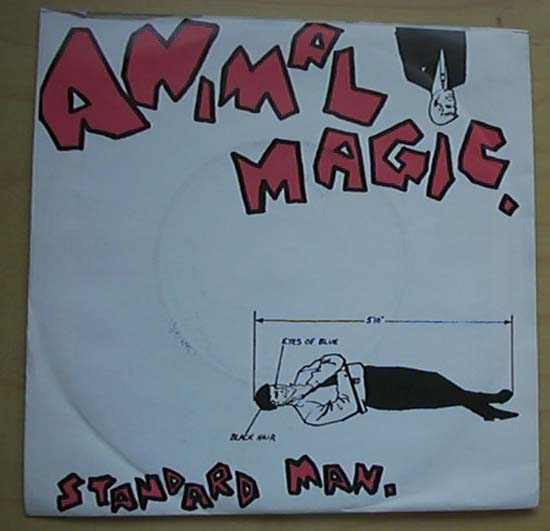 ANIMAL MAGIC - STANDARD MAN