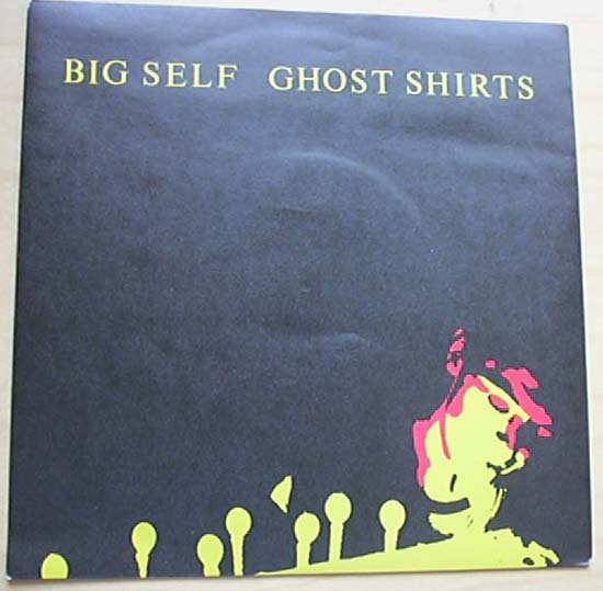 BIG SELF - GHOST SHIRTS