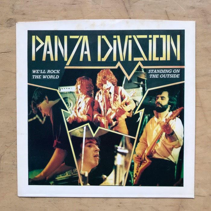 PANZA DIVISION - WE'LL ROCK THE WORLD