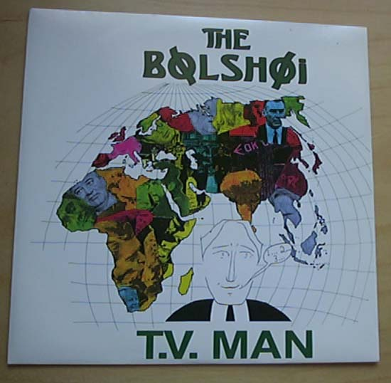 BOLSHOI - TV MAN