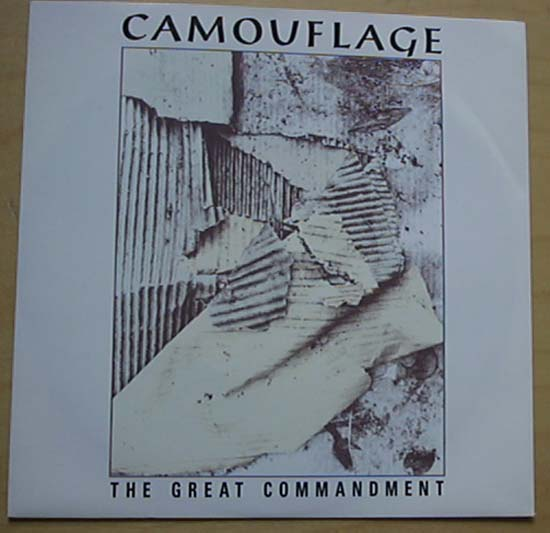 CAMOUFLAGE - GREAT COMMANDMENT
