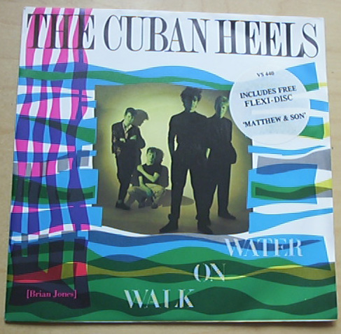 CUBAN HEELS - WALK ON WATER