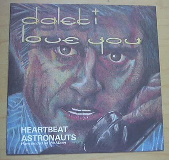 DALEK I LOVE YOU - HEART BEAT
