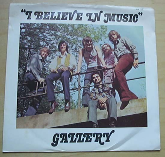 GALLERY - I BELIEVE IN MUSIC