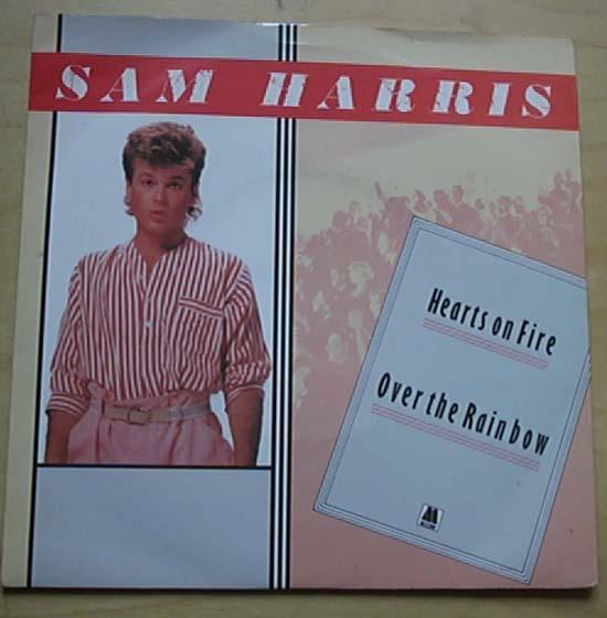 SAM HARRIS - HEARTS ON FIRE