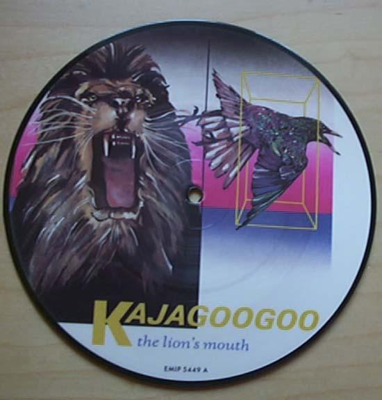 KAJAGOOGOO - LION'S MOUTH
