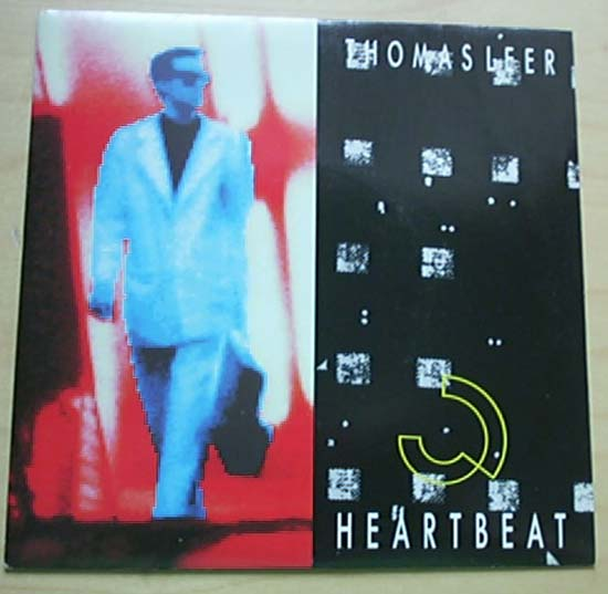 THOMAS LEER - Heartbeat LP