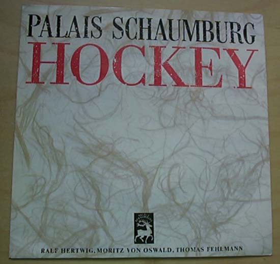 PALAIS SCHAUMBURG - Hockey Album