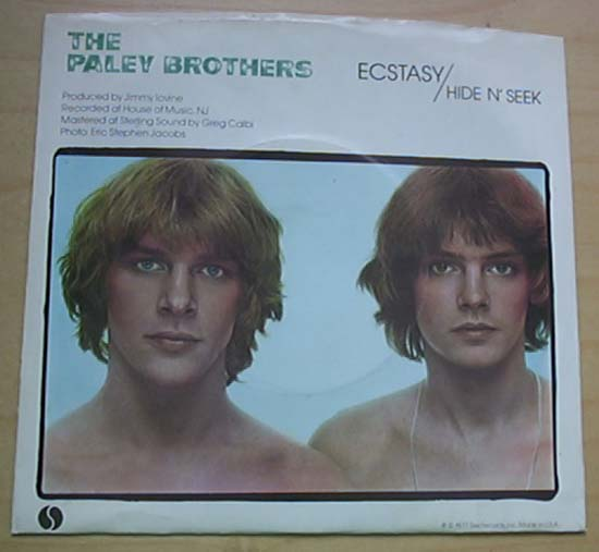 PALEY BROTHERS - ECSTASY