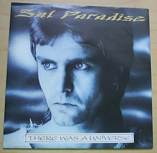 SAL PARADISE - THERE WAS A UNIVERSE