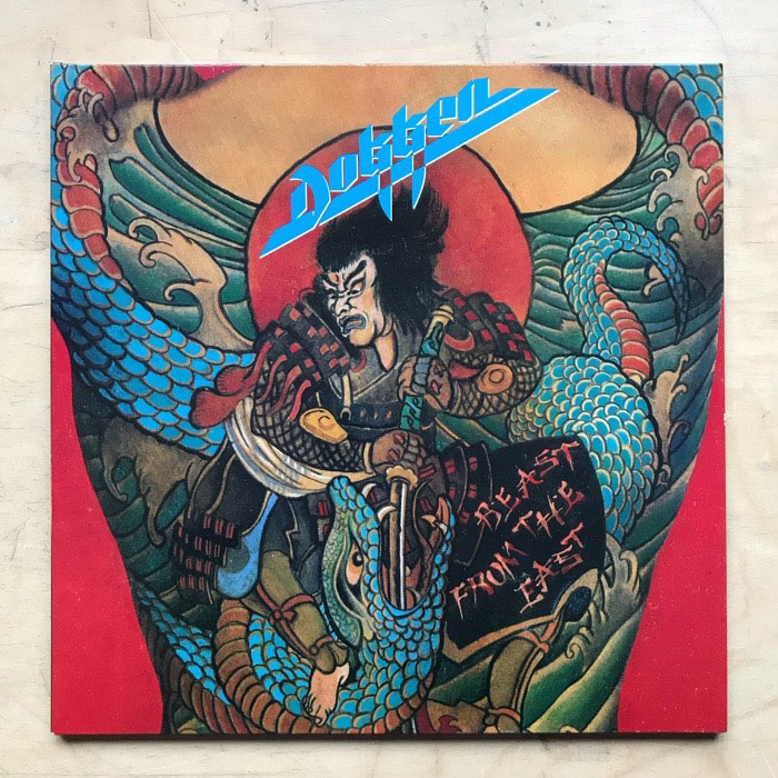 Beast From The East - DOKKEN