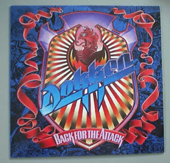 DOKKEN - Back For The Attack CD