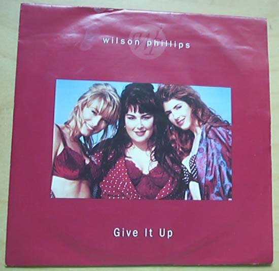 WILSON PHILLIPS - Give It Up Album