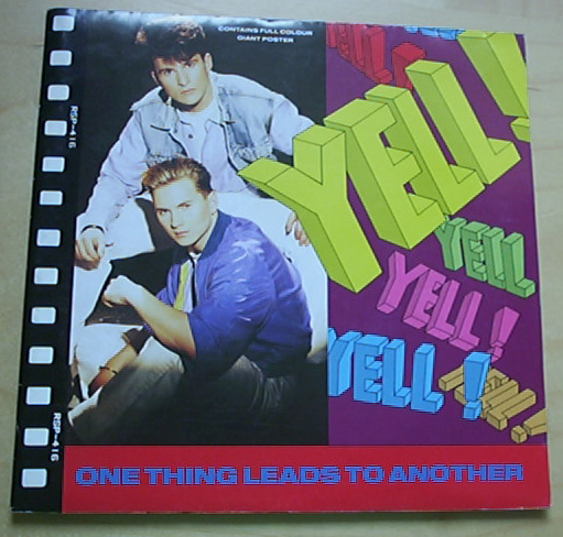 YELL! - ONE THING LEADS TO ANOTHER