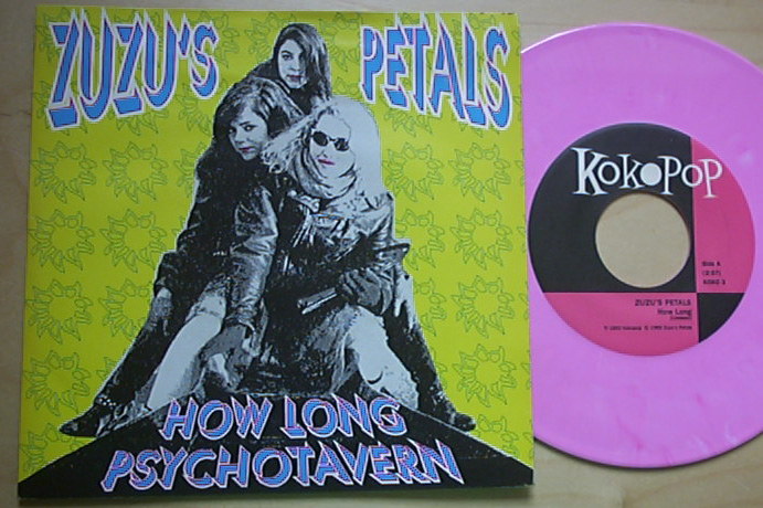 ZUZU'S PETALS - HOW LONG (PINK)
