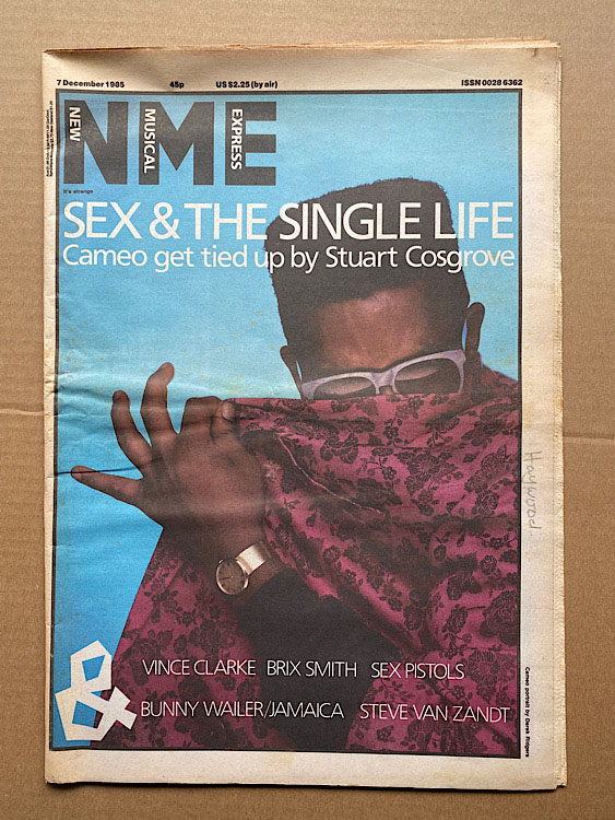 CAMEO - NME