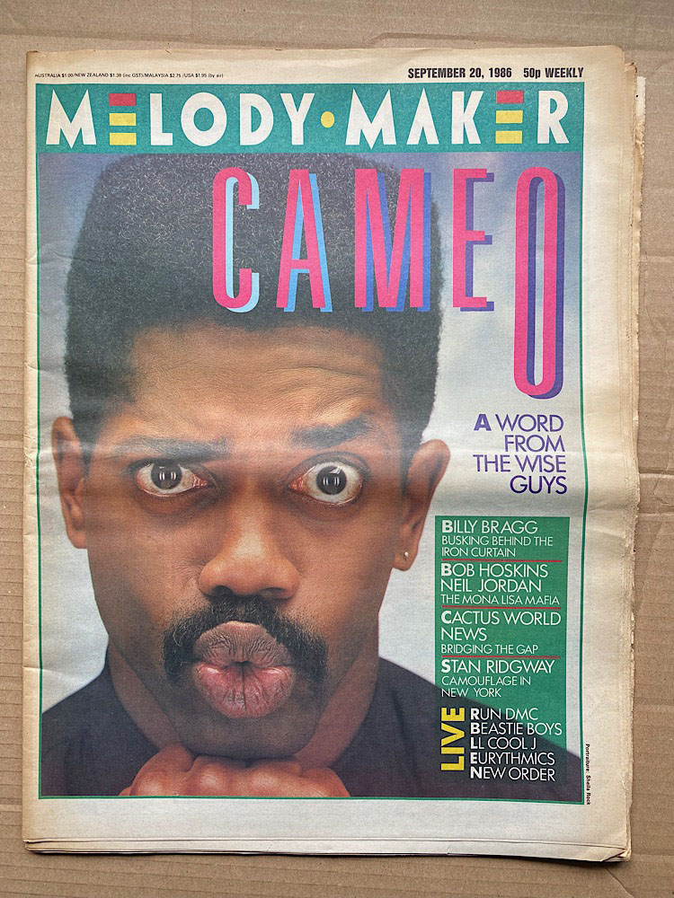 CAMEO - MELODY MAKER