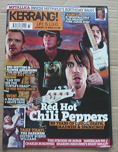 Kerrang No911