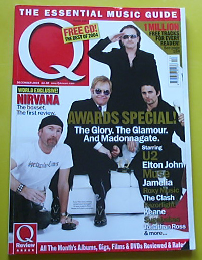 U2 + ELTON JOHN - Q #221