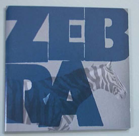 ZEBRA - KING BISCUIT