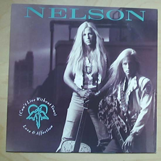 Love And Affection - Nelson