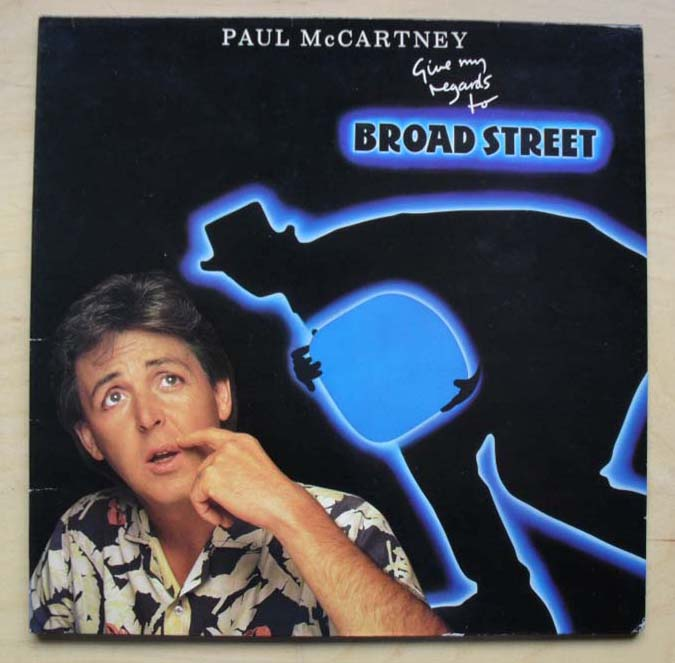 Give My Regards To Broadstreet - PAUL MCCARTNEY