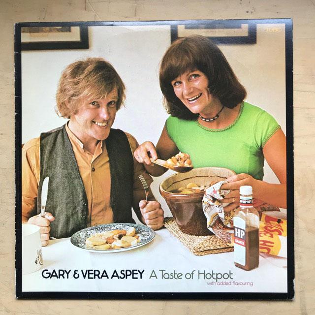 GARY & VERA ASPEY - A TASTE OF HOTPOT