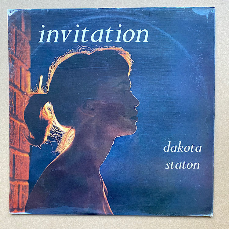 DAKOTA STATON - INVITATION