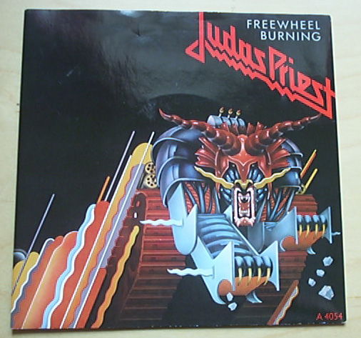 JUDAS PRIEST - Freewheel Burning