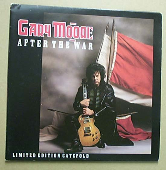 GARY MOORE - AFTER THE WAR (G/FOLD)