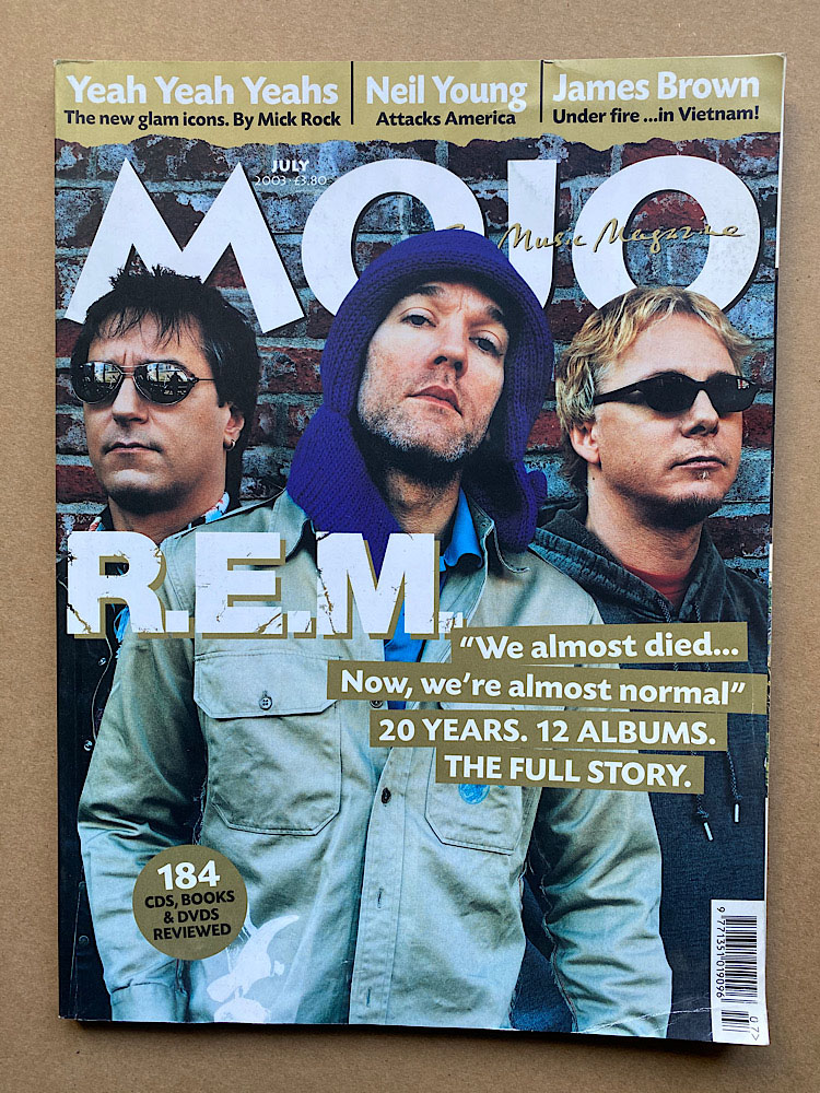 R.E.M. - MOJO #116