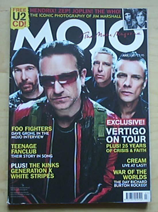 U2 - MOJO #140
