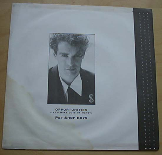 PET SHOP BOYS - Opportunities LP