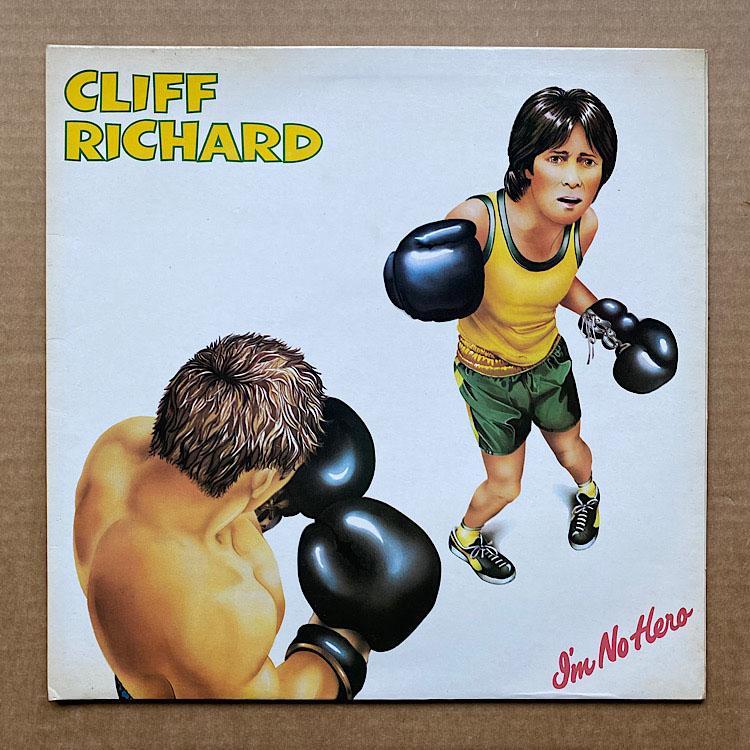 Cliff Richard I'm No Hero