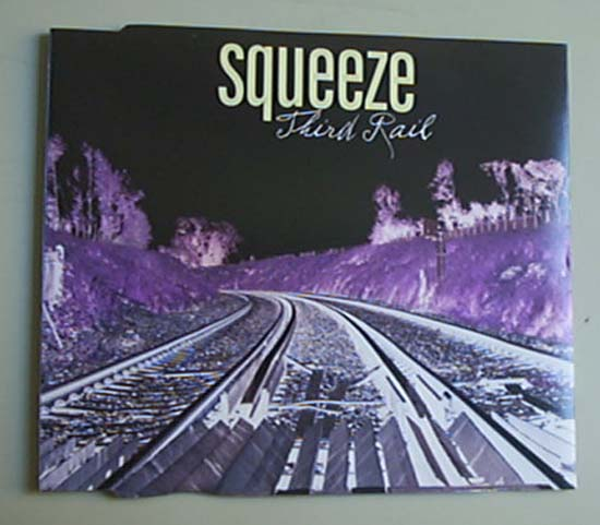 Third Rail - SQUEEZE