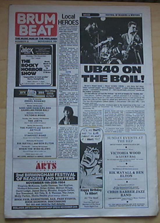 UB40 - BRUM BEAT #53