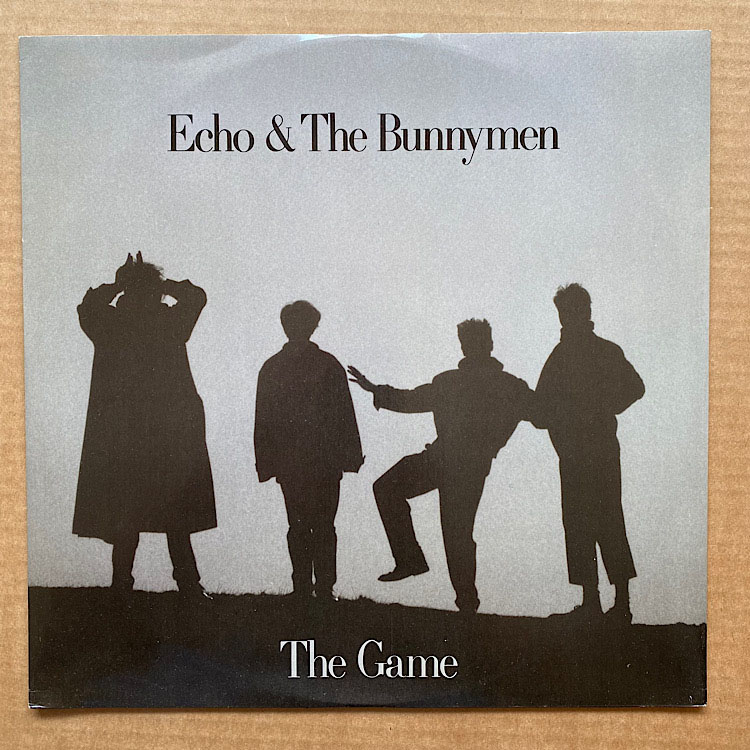 ECHO & THE BUNNYMEN - GAME