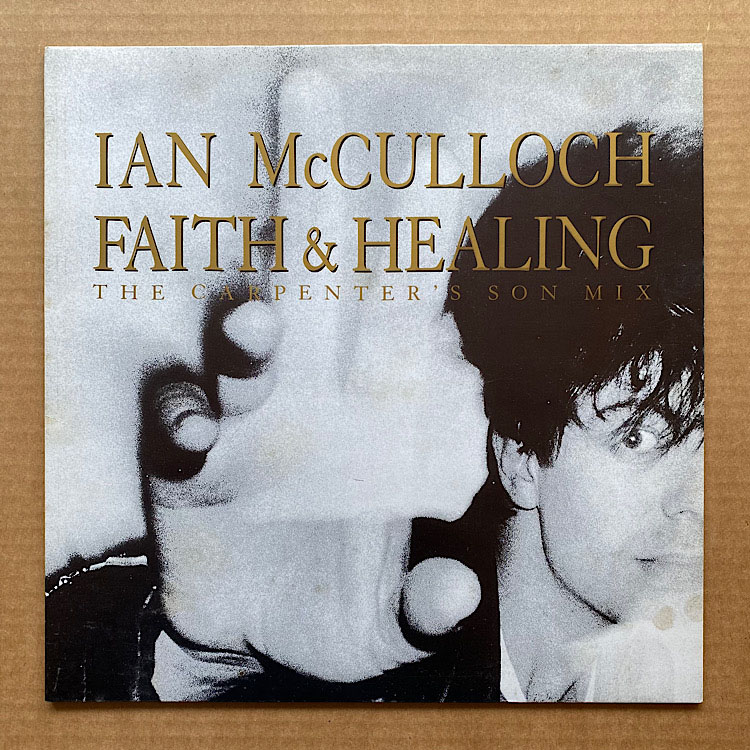 IAN MCCULLOCH - Faith & Healing Album