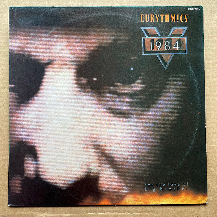 EURYTHMICS - 1984 Vinyl
